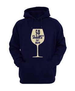50 Shades Of Red & Wine Hoodie