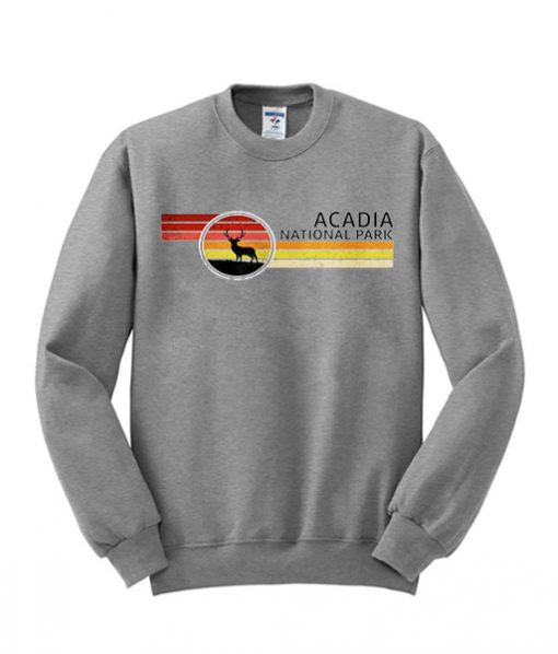 Acadia National Park Sweatshirt