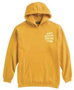 Anti Social Club Hoodie