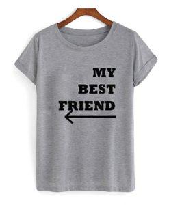 My Best Friend T Shirt Couple