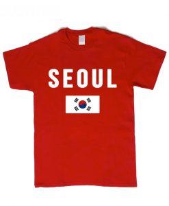 Seoul South Korea T Shirt