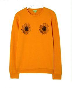 Twin Sunflower Sweatshirt