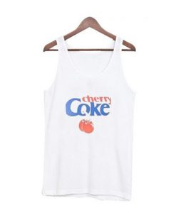 cherry coke tank top