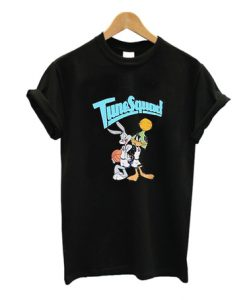 tune squad t-shirt