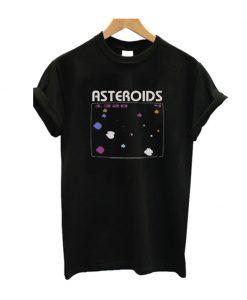 Asteroids Score T-Shirt
