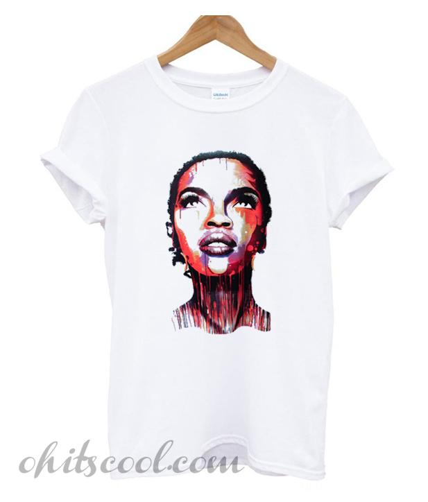 1b4a14999b35 Lauryn Hill T Shirt - Our T Shirt