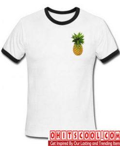 Pineapple Ringer T-Shirt
