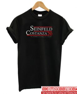 Seinfeld Costanza '20 a campaign about nothing Unisex adult T shirt