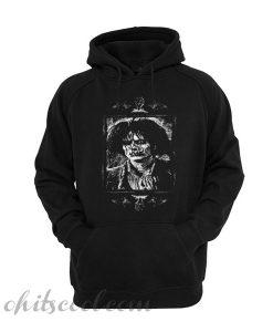 Worn Doll Billy Butcherson Hocus Pocus Zombie hoodie