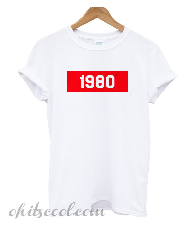 1980 Runway Trend T-Shirt