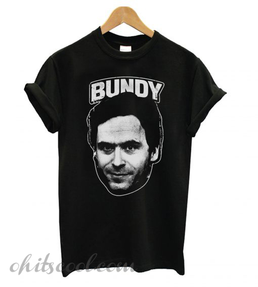 Ted Bundy Runway Trend T shirt