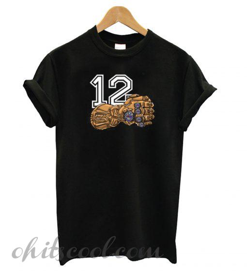 Tom Brady – 12 Goat New England Runway Trend T shirt
