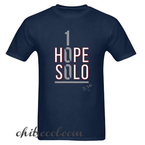 1 Hope Solo Runway Trend T shirt