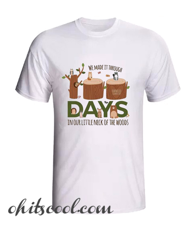 100 Days Smarter Runway Trend T-Shirt