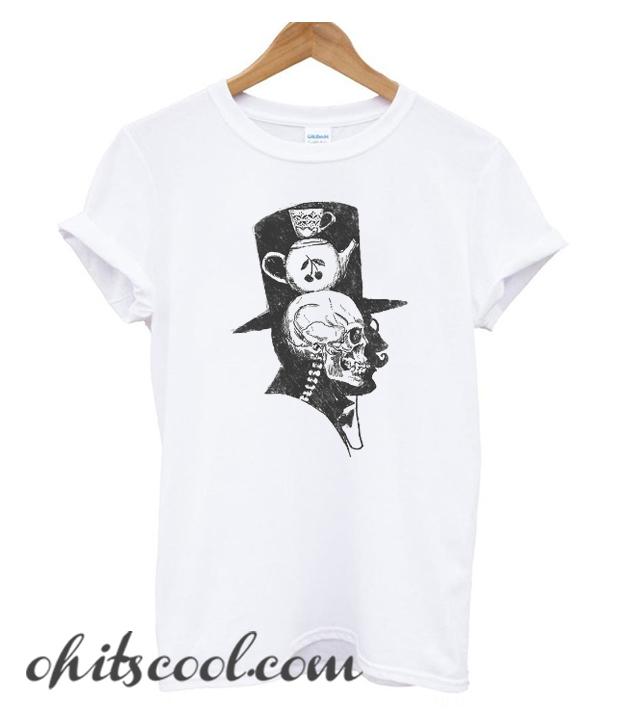 A gentlemen's X-ray Runway Trend T-Shirt
