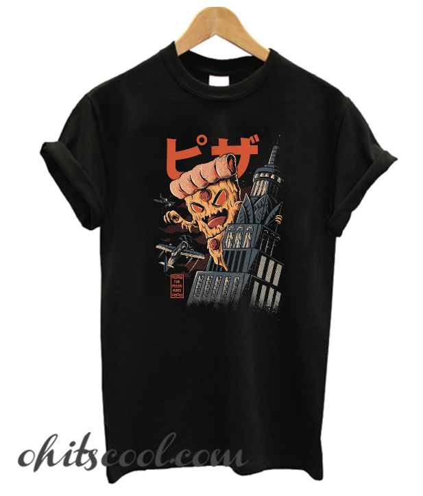 Pizza Kong Runway Trend T-Shirt