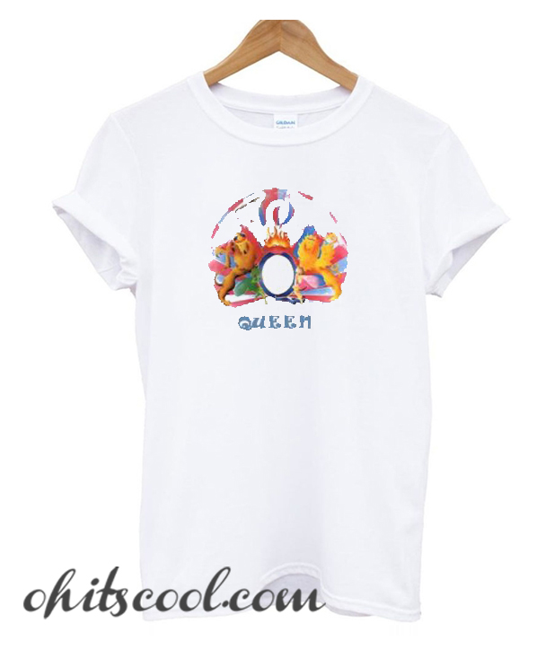 A Night at The Opera Queen Runway Trend T shirt