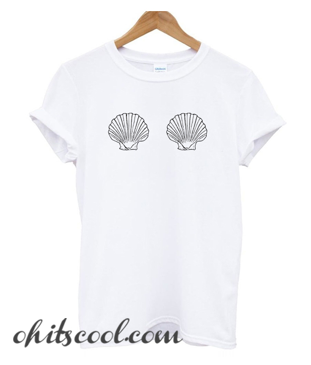 SEA SHELL Runway Trend T SHIRT