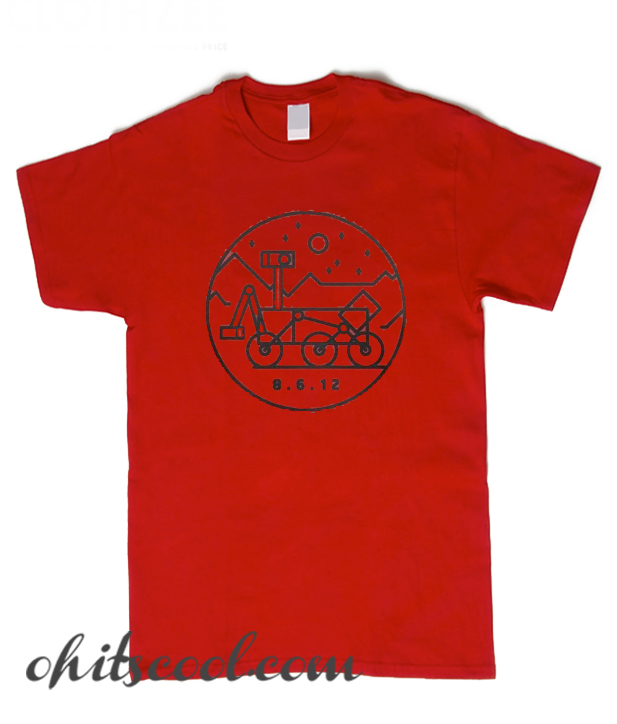 STAY CURIOUS Runway Trend T SHIRT
