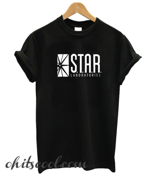 Star Laboratories S.T.A.R. Labs Runway Trend T Shirt