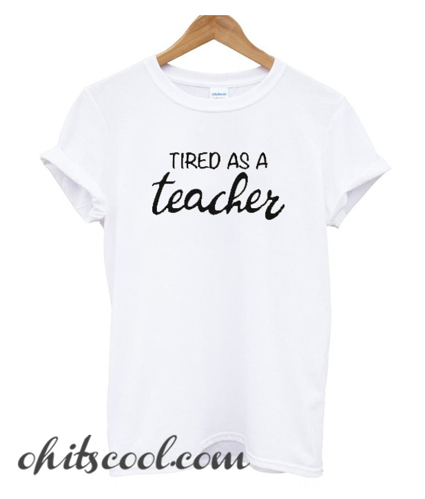 Teacher Runway Trend Shirt