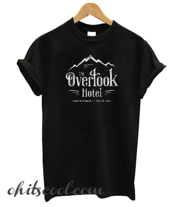 The Overlook Hotel Runway Trend T-Shirt (worn look)