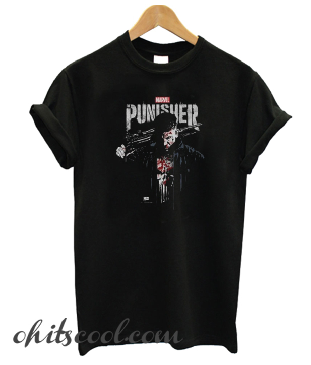 The Punisher Jon Quesada Cover Art Runway Trend T-Shirt