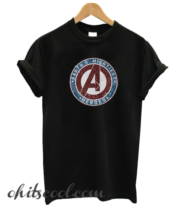 Earth's Mightiest Heroes Runway Trend T-Shirt