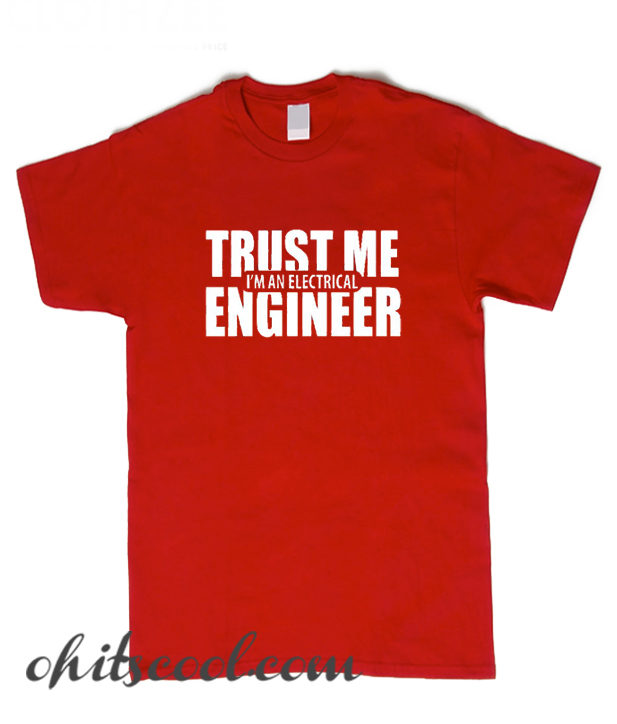 Engineer Runway Trend T Shirts
