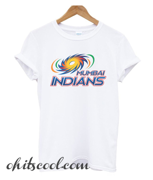 Mumbai Indians Runway Trend T-Shirt