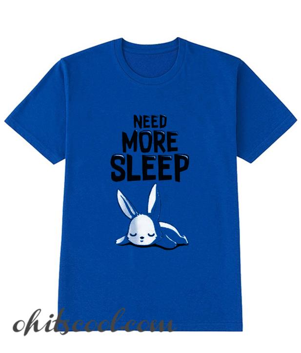 Sleep Bunny Runway Trend T SHirt