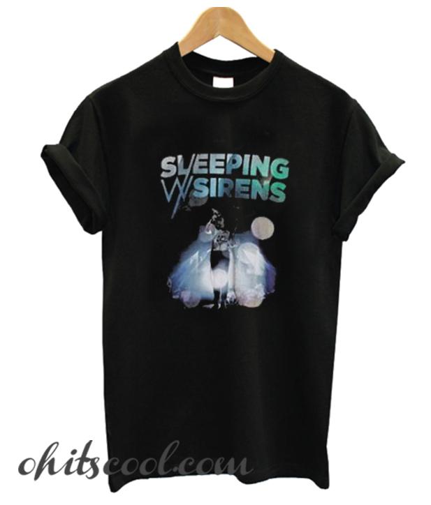 Sleeping Sirens Runway Trend T Shirt
