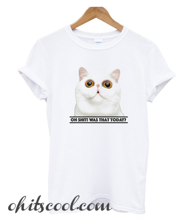 Was That Today Runway Trend T Shirt