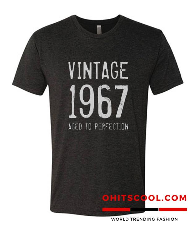vintage 1967 Runway Trend T Shirt