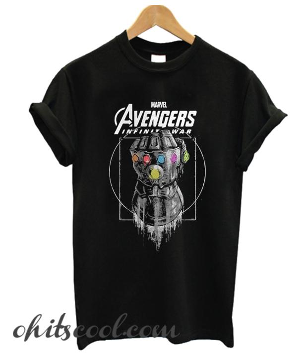 Infinity War Gauntlet Runway Trend shirt