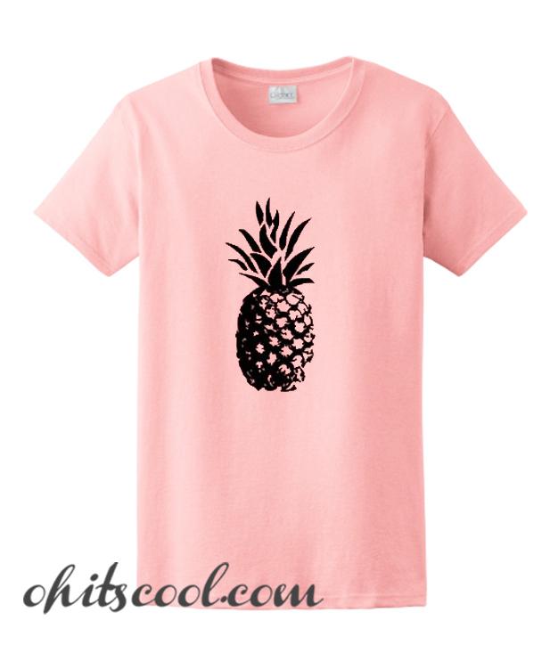 Pineapple Runway Trend T Shirt