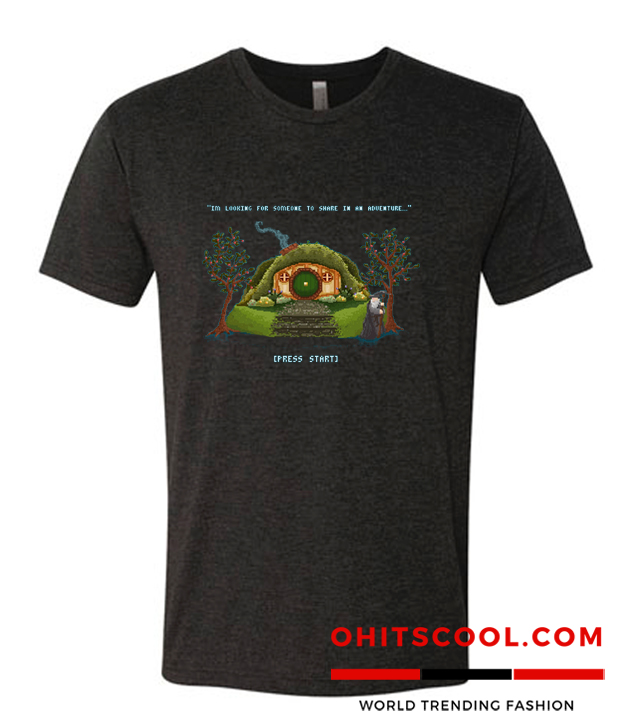 SHARE IN AN ADVENTURE Runway Trend T Shirt