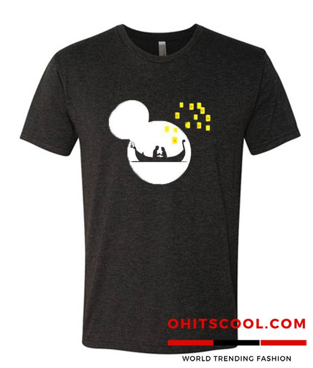 Tangled Floating Lights Runway Trend T-Shirt