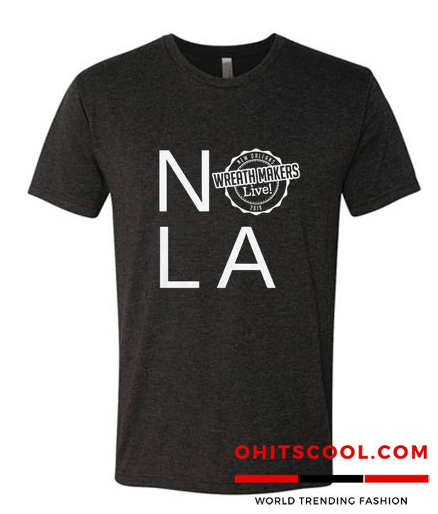 Nola Wreath Makers Runway Trend T Shirt