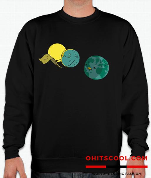 Total Beachclipse Runway Trend Sweatshirt