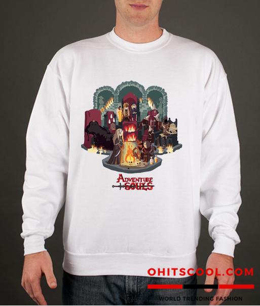 Adventure Souls Runway Trend Sweatshirt