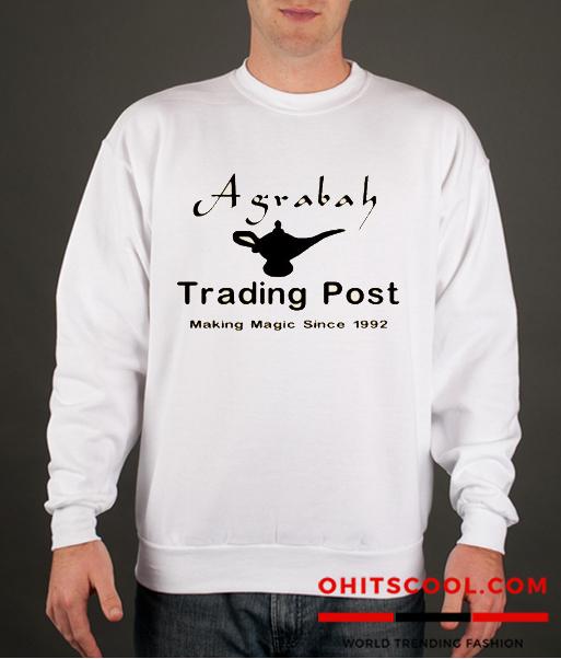 Agrabah Trading Post Runway Trend Sweatshirt