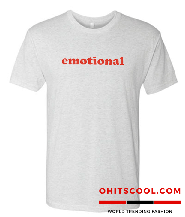 Emotional Runway Trend T Shirt