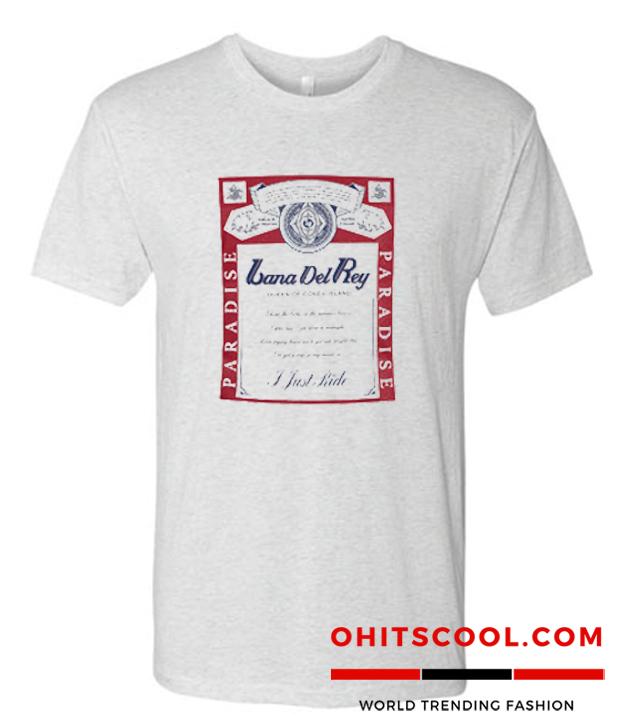 Lana Del Rey Beer Runway Trend T-Shirt