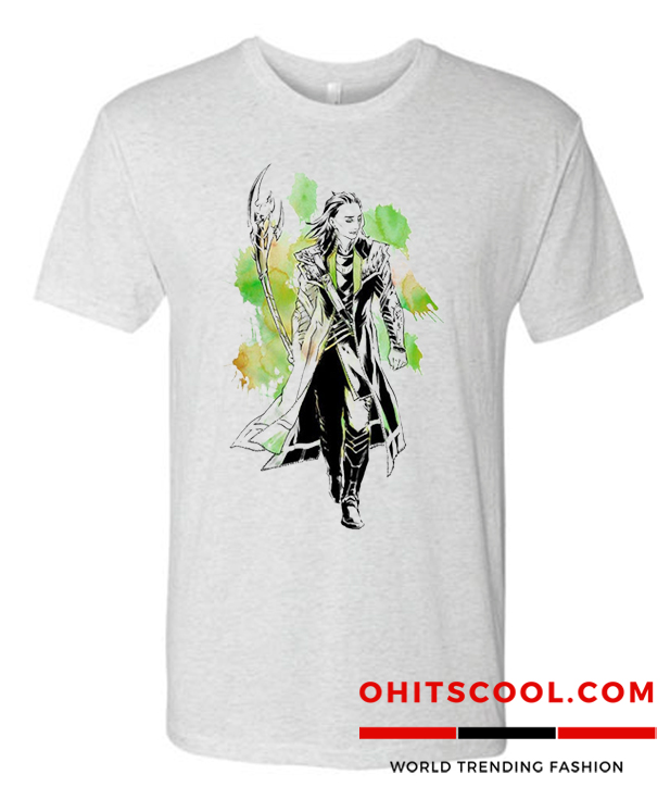 Loki Runway Trend T Shirt