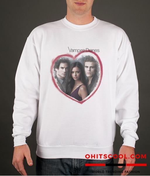 Vampire Diaries Runway Trend Sweatshirt
