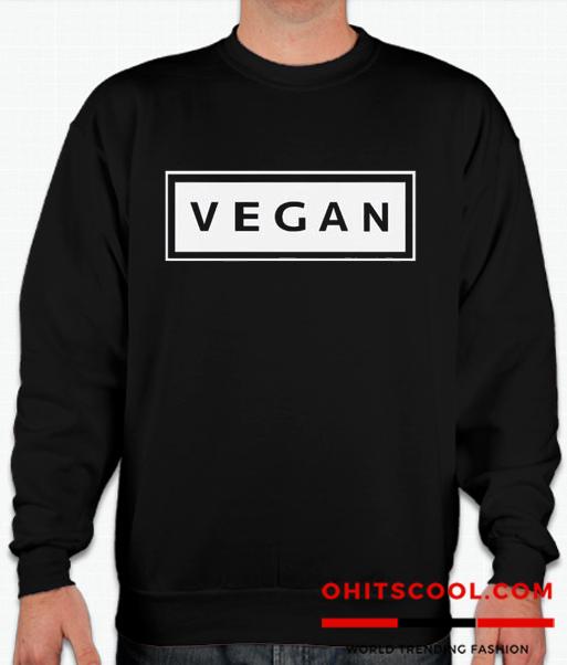 Vegan Runway Trend Sweatshirt