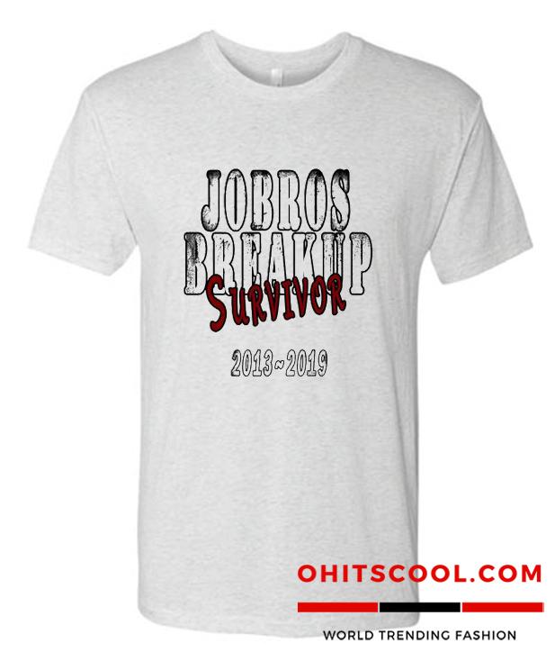 Jobros Breakup survivor Runway Trend T Shirt