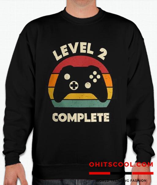 Level 2 Complete Runway Trend Sweatshirt