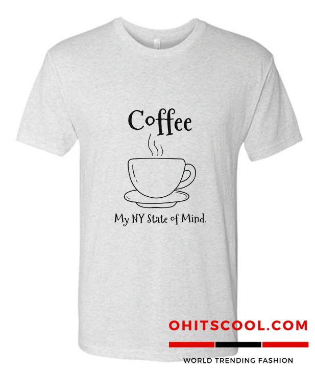 NY & Coffee T-Shirt